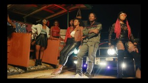 Kelvynboy ft Gyedu-Blay Ambolley - Watch Nobody (Official Video)
