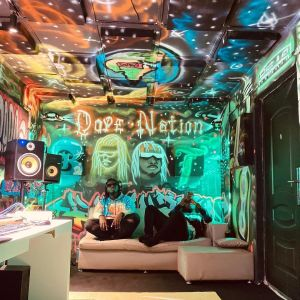 """DopeNation Lunches A New Recording Studio """"The Dope Shrine"""" - Video"""