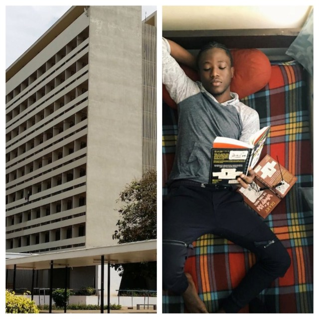 Accident Or Suicide: Knust Student Dies After Falling From Power Hall First Floor