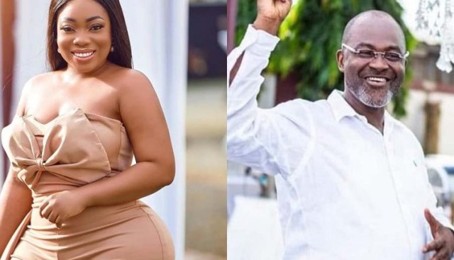 Kennedy Agyapong And Moesha Boduong Mentioned In Fresh Exposé (Screenshot)