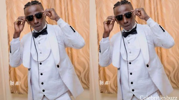 """""""Until I win Grammy's, no Ghanaian artist is winning and it's a fact""""- Patapaa assures"""