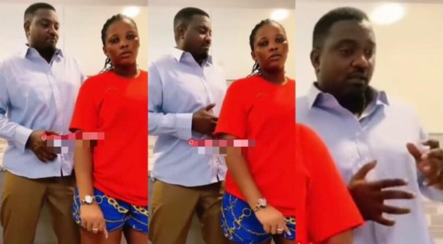 John Dumelo Get Netizens Laughing With His Slow Motion Dance