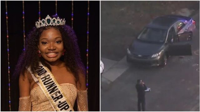 Tears Flow As Nigerian Beauty Queen Studying Medicine in the U.S Is Gunned Down In Broad Daylight