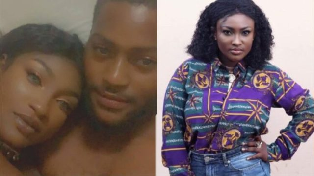 Bedroom Photo Of Abena Moet And Her Husband Jayessah surface Online