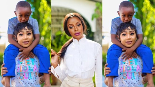"""Akuapem Poloo Did Nothing Wrong To Be Convicted""- Stephen Appiah's Baby Mama Vanessa"