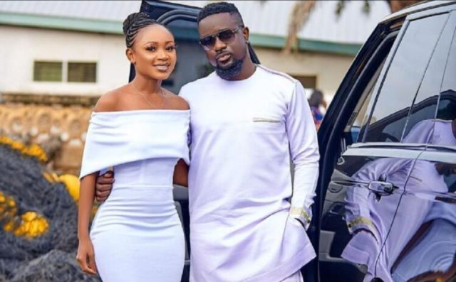 It's Too Harsh To Separate A Child From The Mother Just Because Of Picture Taken – Sarkodie Reacts To Akuapem Poloo's Impending Judgement