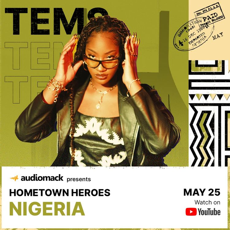 Tems – These Days (Hometown Heroes Version)