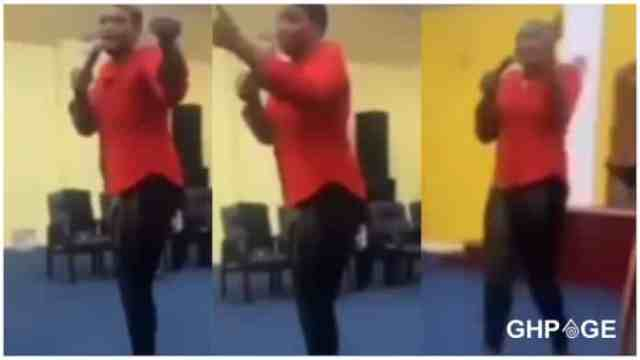 Yawa: Pastor Curses Members For Refusing To Contribute Money For Her Birthday Celebration