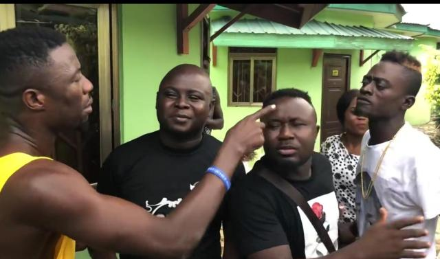 VIDEO: Kwaku Manu and Lil Win clash over who's more handsome's-more-handsome