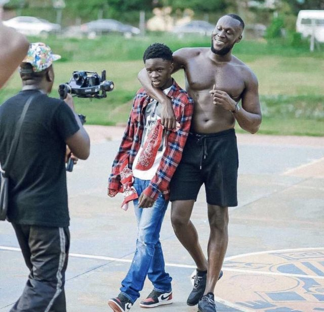 Yaw Tog and Stormzy, Making of Sore Remix