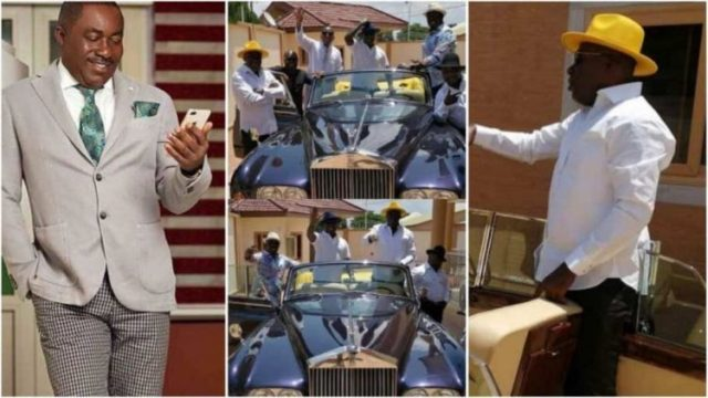 """""""sika-kasa""""-–-netizens-reacts-as-kwame-despite-display-one-of-his-luxurious-cars-to-his-friends"""