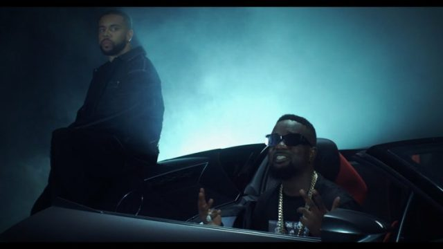 Sarkodie ft. Vic Mensa - Vibration (Official Video)