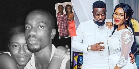 Sarkodie reveals how he used to react whenever Tracy cancelled plans to visit him at home (Watch Video)