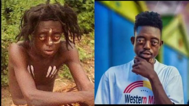 """""""I Was Even Compared To A Chimpanzee Because Of My Face"""" - Akurugu Shares Sad Story (Watch Video)"""