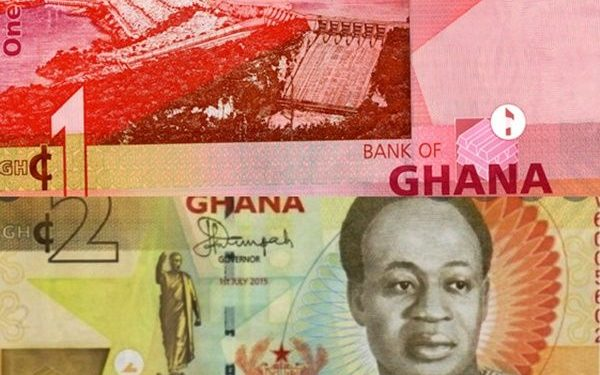''Our Money Turn Beans o'' As Bank Of Ghana To Replace 1Cedi & 2Cedi Notes With Coins