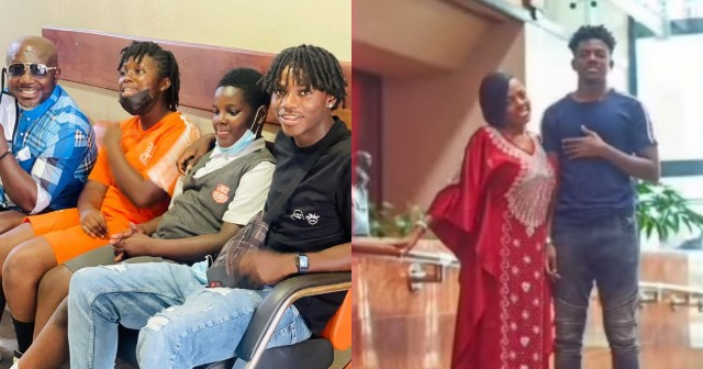 Osebo Shares Photos Of All His Adorable Children Excluding His Son With Nana Aba Anamoah