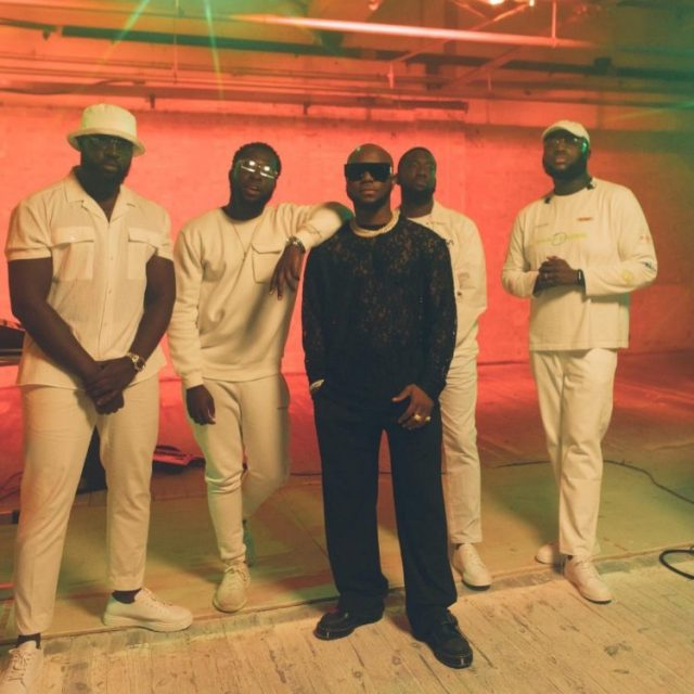 King Promise – Slow Down (Acoustic Session) ft The Compozers