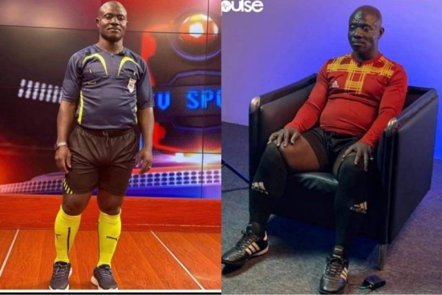 I Want a Sponsor to Become a professional Referee In The Near Future – Dancing referee Somo calls for help