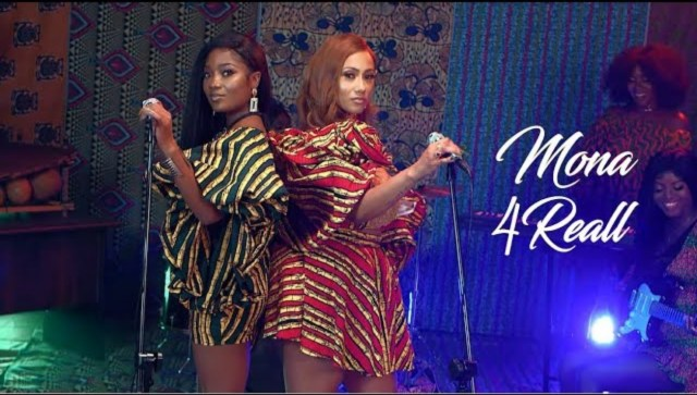 Mona 4Reall – Gimme Dat ft. Efya (Official Video)