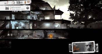 This War of Mine: The Little Ones - look a trophy!