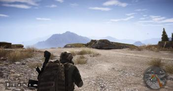 Ghost Recon Wildlands: Switching Grenade Types