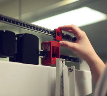 Weight Measurement Scale