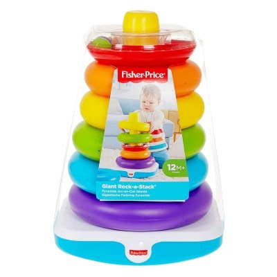 Fisher Price - Construiește piramida uriașă