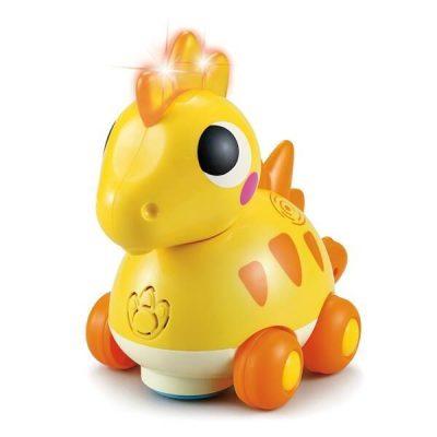 Jucărie Baby Dino Stegosaurus Cu Sunete Si Lumini