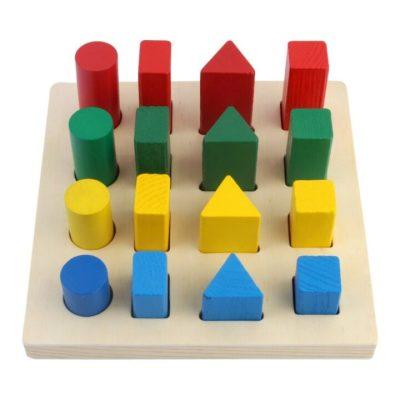 Jucărie sortator Montessori