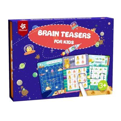 Joc educativ pentru copii Brain Teaser