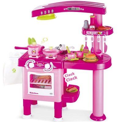 Bucătărie de jucărie copii Mega Kitchen Set