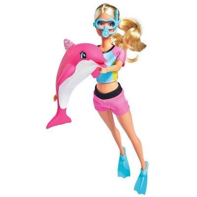 Păpușă cu delfin - Steffi