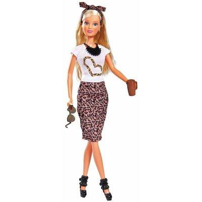 Păpușă leopard fashion - Steffi Love