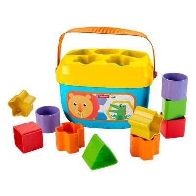 Jucărie sortator bebeluși Primele cuburi - Fisher Price