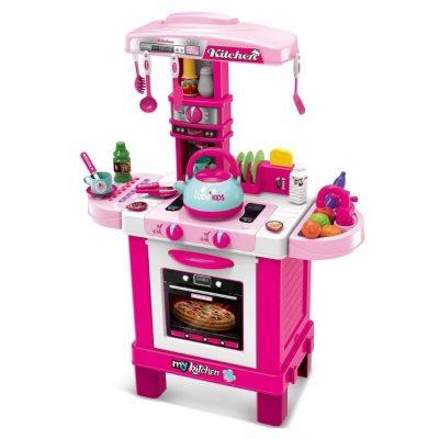 Bucătărie de jucărie copii complet utilată