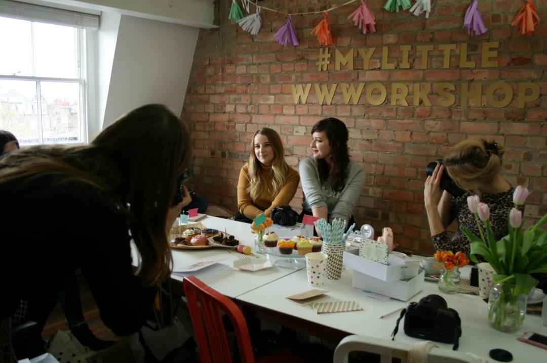 Ghenet Actually || WishWishWish Photography Workshop