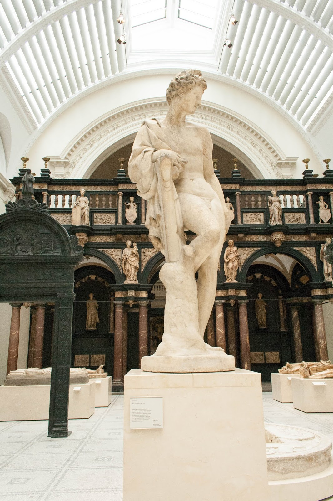 Ghenet Actually || The V&A