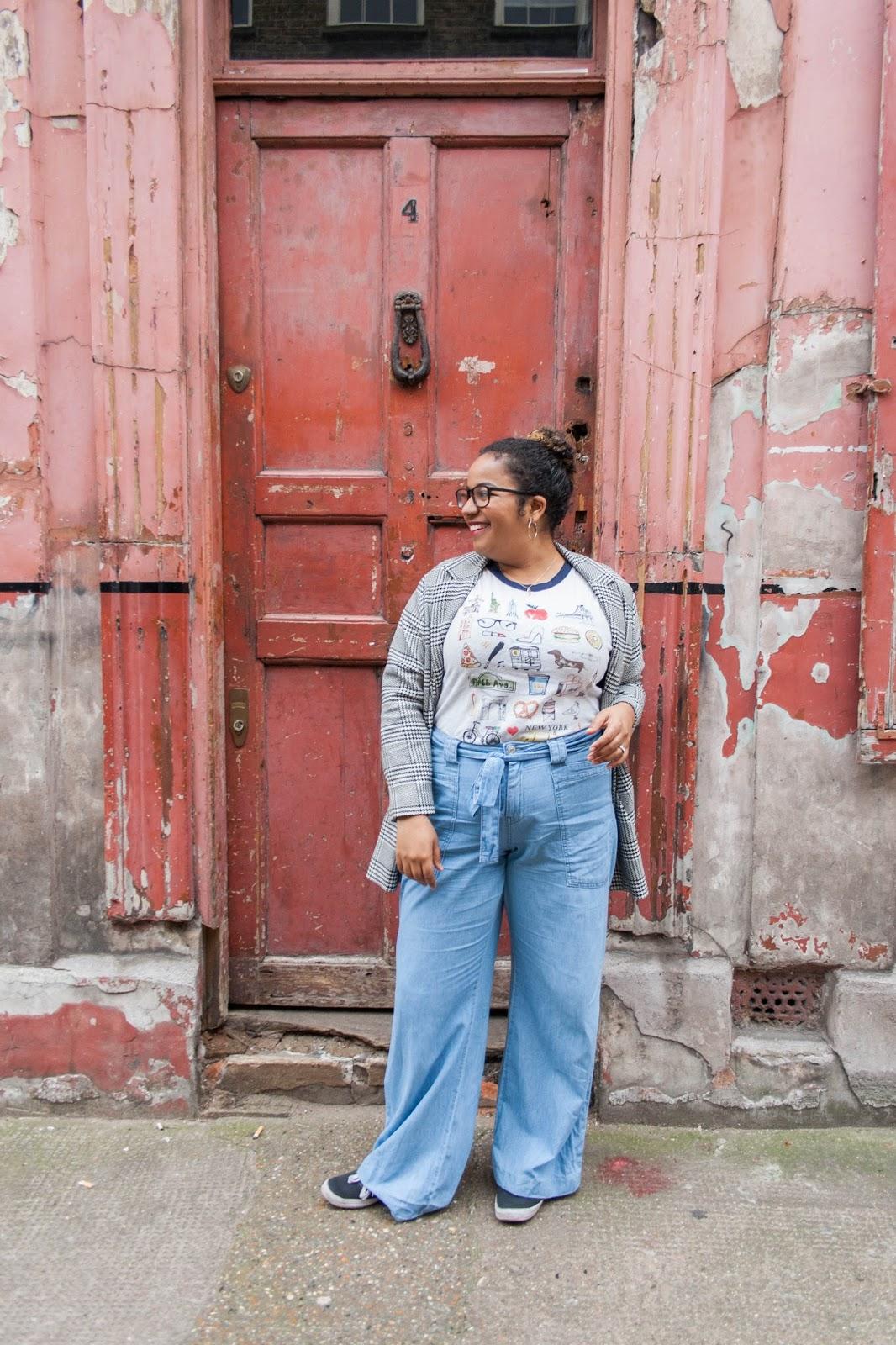 Ghenet Actually || City Girl