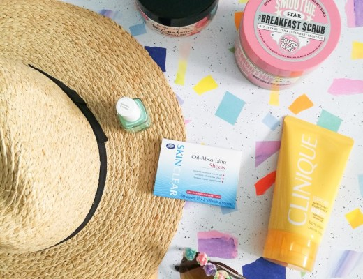 Ghenet Actually || 5 Summer Beauty Essentials