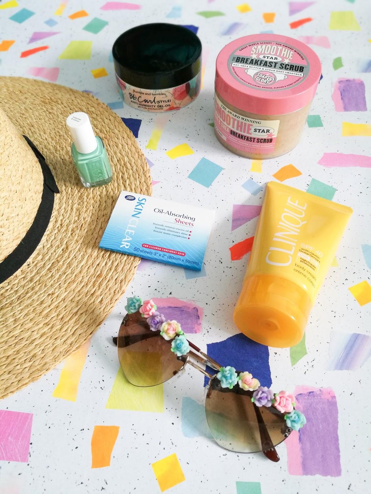 Ghenet Actually || 5 Summer Beauty Essentials
