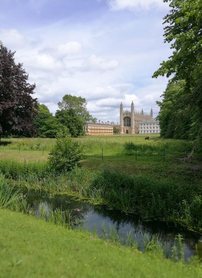 A Mini Trip to Cambridge