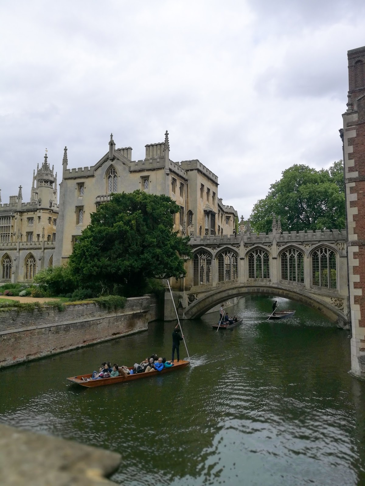 Ghenet Actually || A Guide To Cambridge
