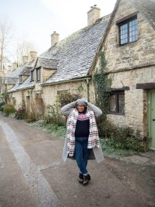 Ghenet Actually || Christmas in the Cotswolds