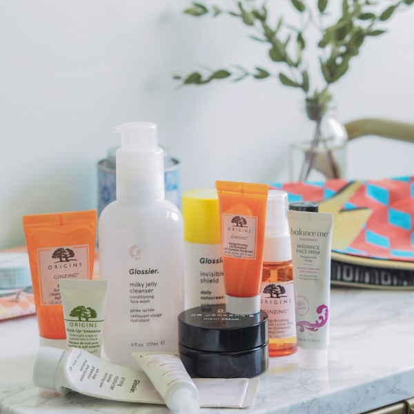 My Skincare Routine and the Products I'm Trying Out