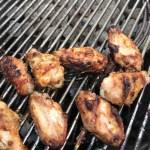 GHENTlemens BBQ Buffalo Wings met Blauwe Kaas dip