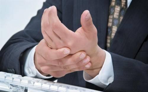 мелких суставов рук