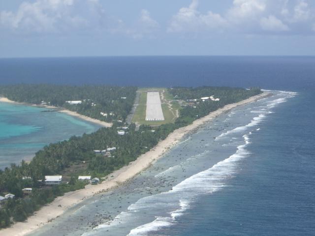 Аэропорт «Фунафути», Тувалу