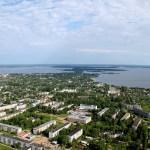 Город Осташков . Тверская область.
