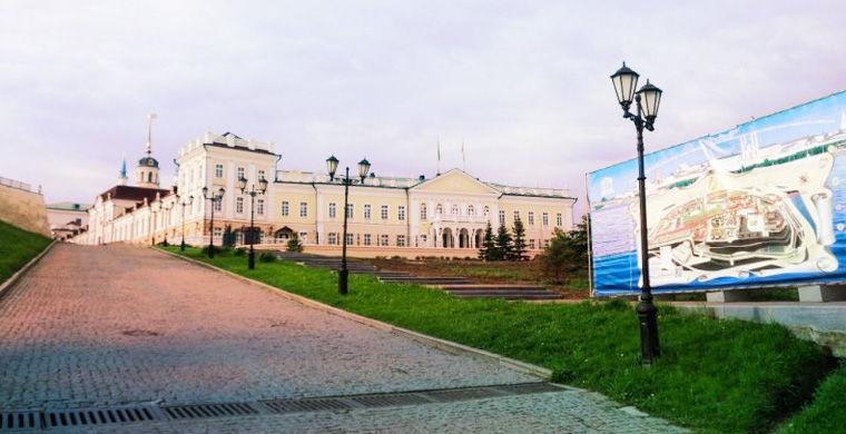 Сначала Казань играла роль форпоста