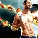 Еда и характер мужчины.